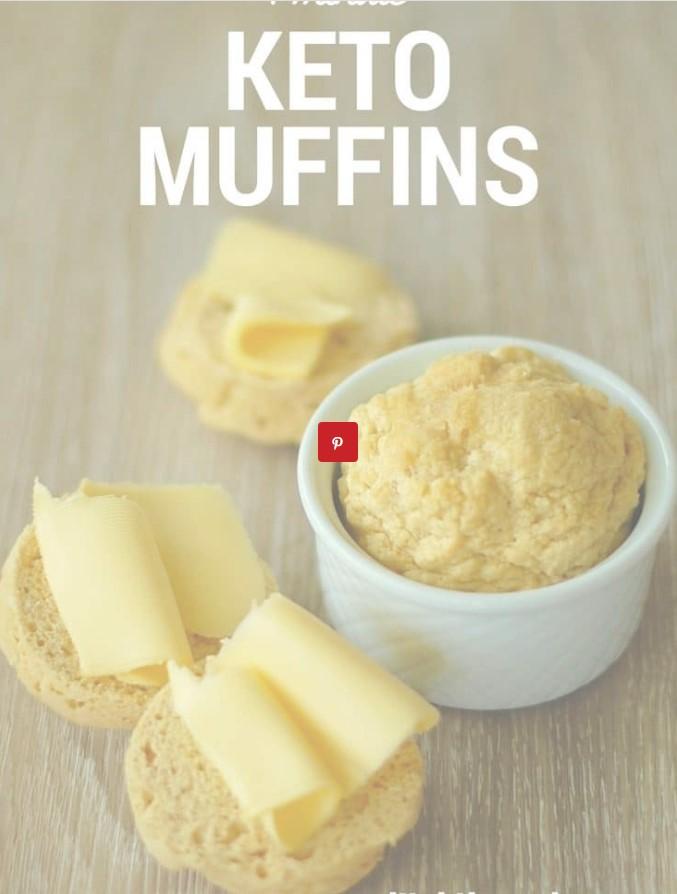 1 Minute Keto Muffins