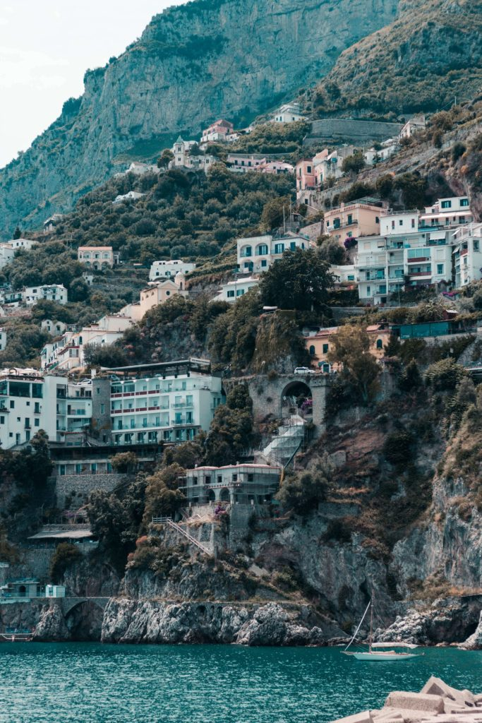 POSITANO & THE AMALFI COAST vigit in italy