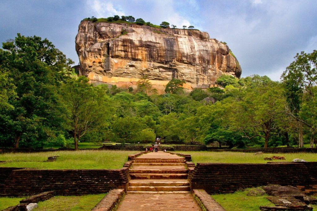 Sigiriya-Sri Lanka