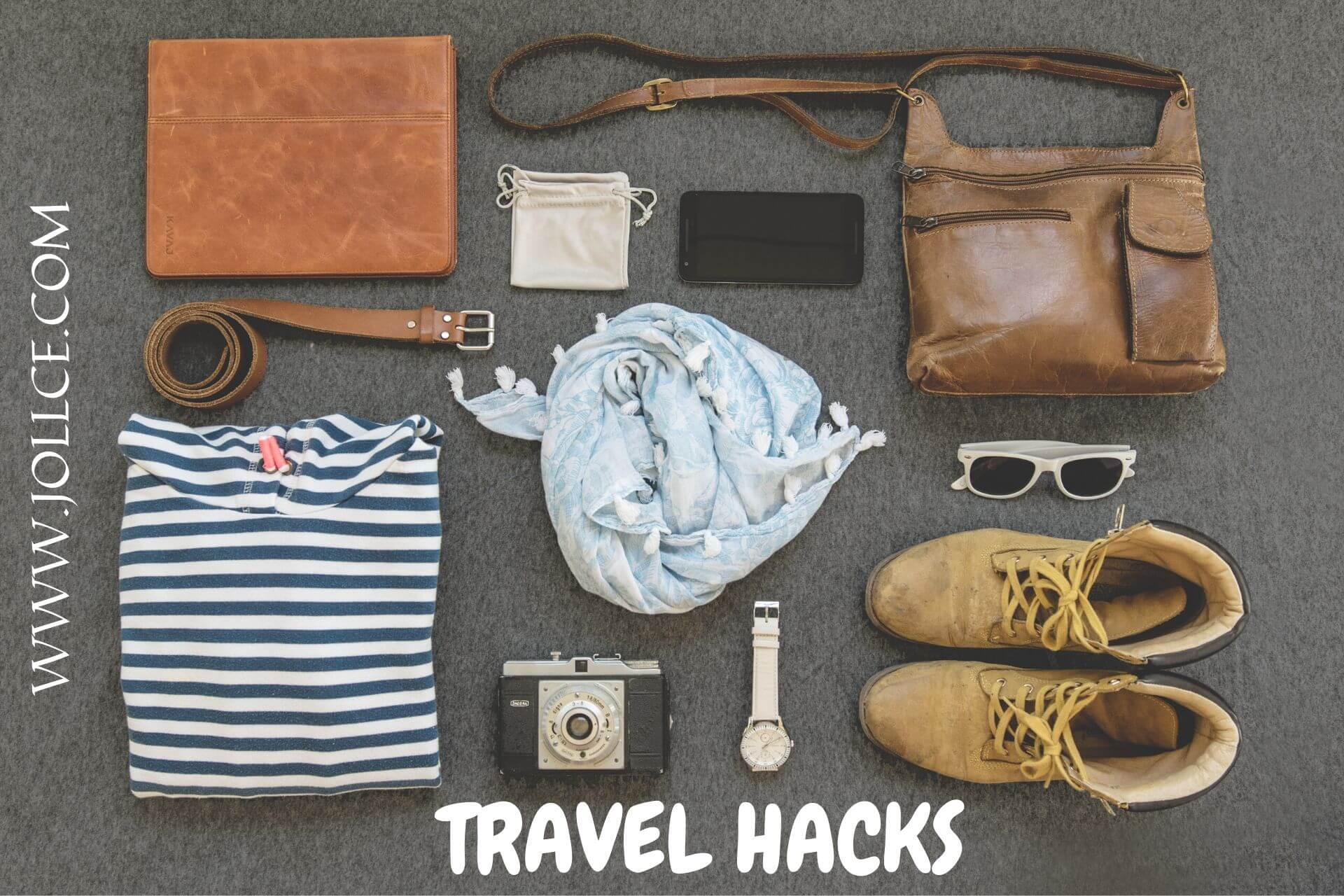 50 Travel Hacks That Will Save You Money, Space, And Time